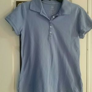 Izod Juniors Blouse small,petite, it is a lavender
